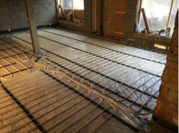 Under Floor Heating Systems Coventry