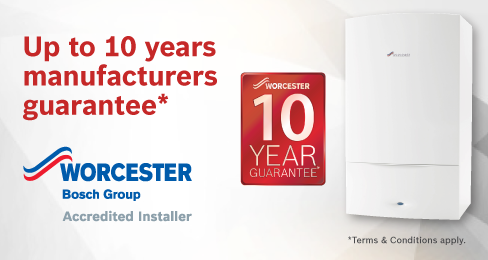Worcester Boiler Guarantee East Midlands